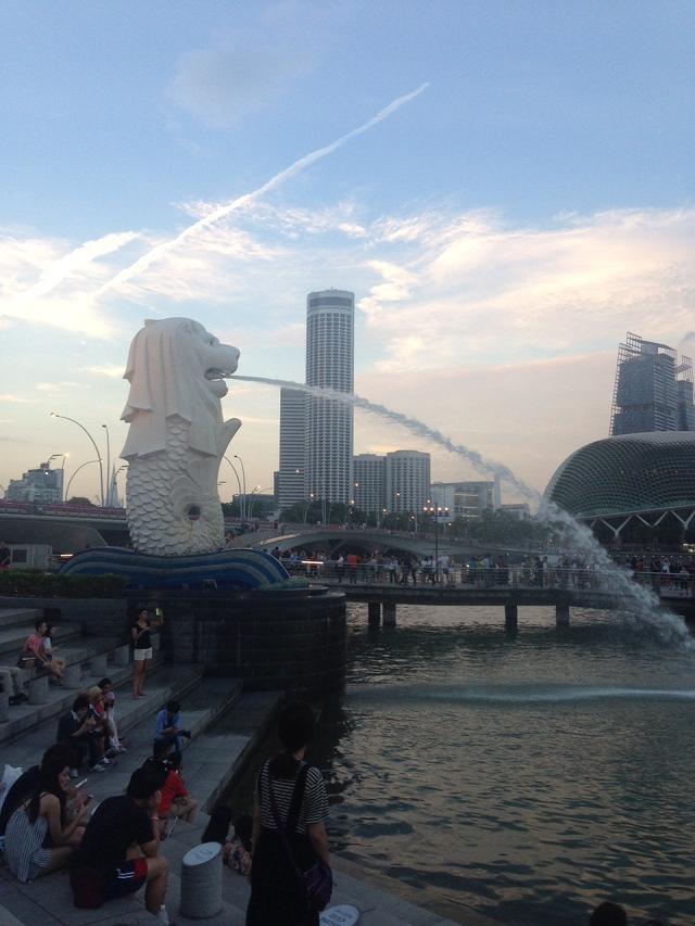 シンガポールのシンボル