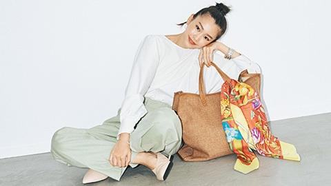 いま最も勢いのあるブランド【A VACATION(ア ヴァケーション)】の春新作バッグ