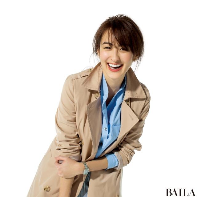 春アウターは【トレンチ・ジージャン・ライダース】の3着があればいい!!!