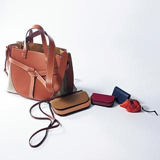 個性派な【ロエベ(LOEWE)】の財布とバッグでおしゃれを活気づけて