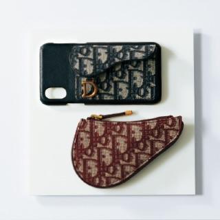 【Dior】人気のあのバッグがモチーフの小物が登場! スモールレザーグッズ②