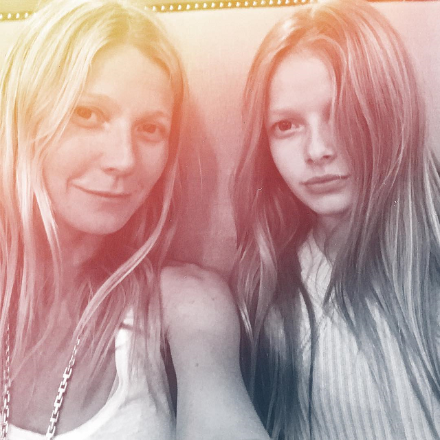 「姉妹ですか?」美しき母娘セレブ
