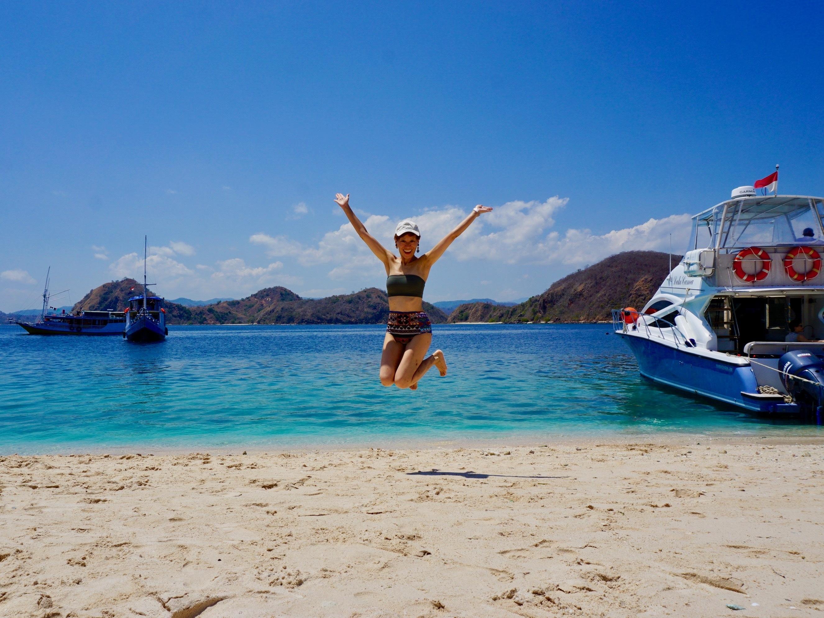 30代女子リゾート旅おすすめNo.1【コモド島 インドネシア】に冒険すべき理由14