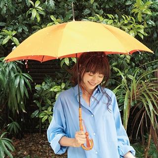 【きれい色の傘7選】大人の今こそ持ちたい、雨の日が楽しくなるアンブレラ