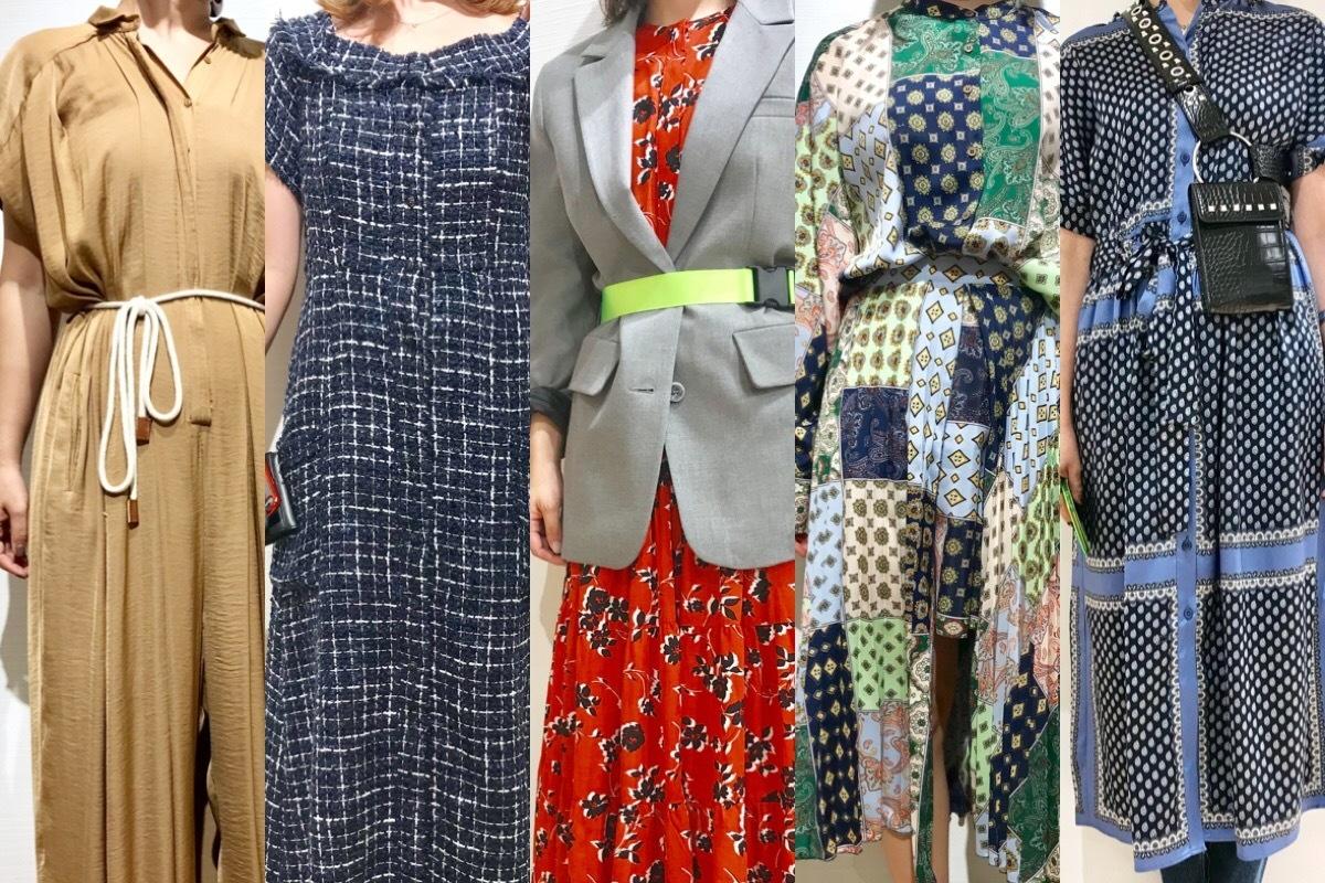 【ZARA(ザラ)】美女プレス6名に学ぶ2019春の新作コーデ ワンピース、オールインワン、セットアップ