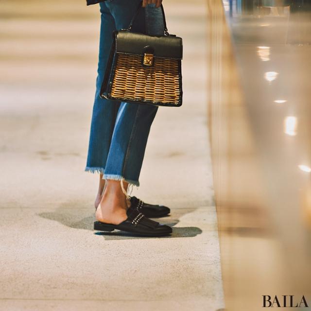 春のお仕事バッグ、新ドレスコートは5タイプの【かごバッグ】♡