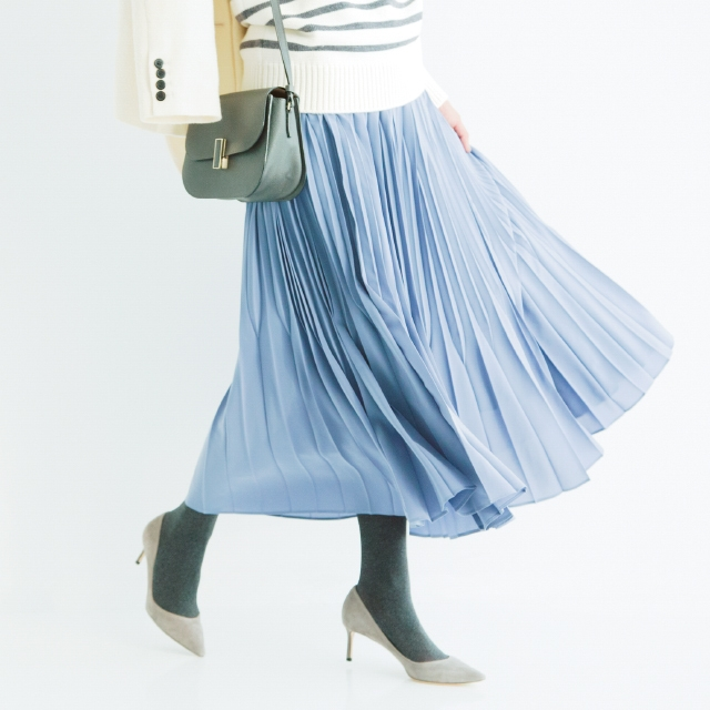 この冬は3枚の【美女感スカート】さえあればいい♥