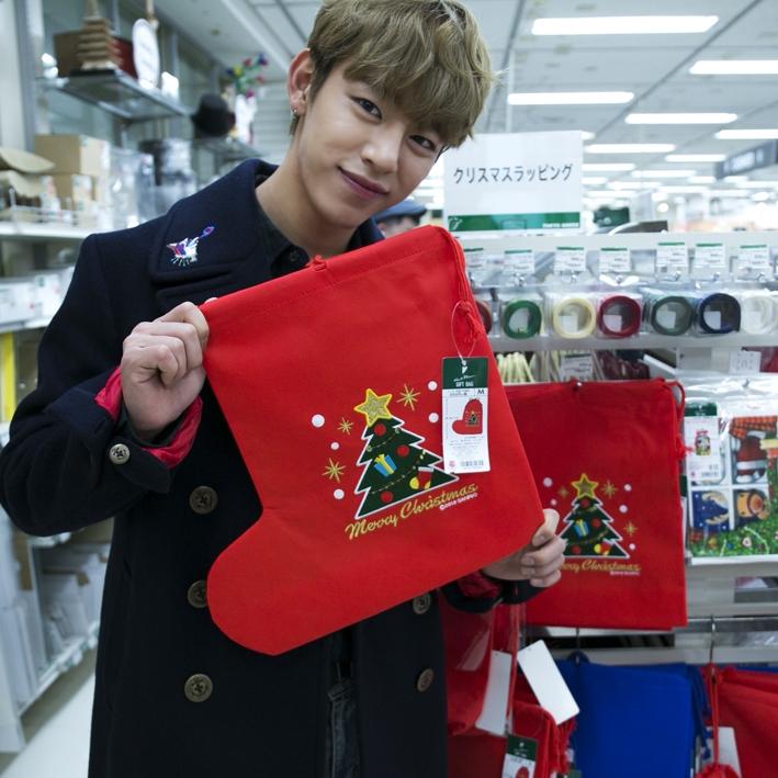 【アジアのイケメンとお買い物♥】B.A.Pのクリスマスショッピングに密着