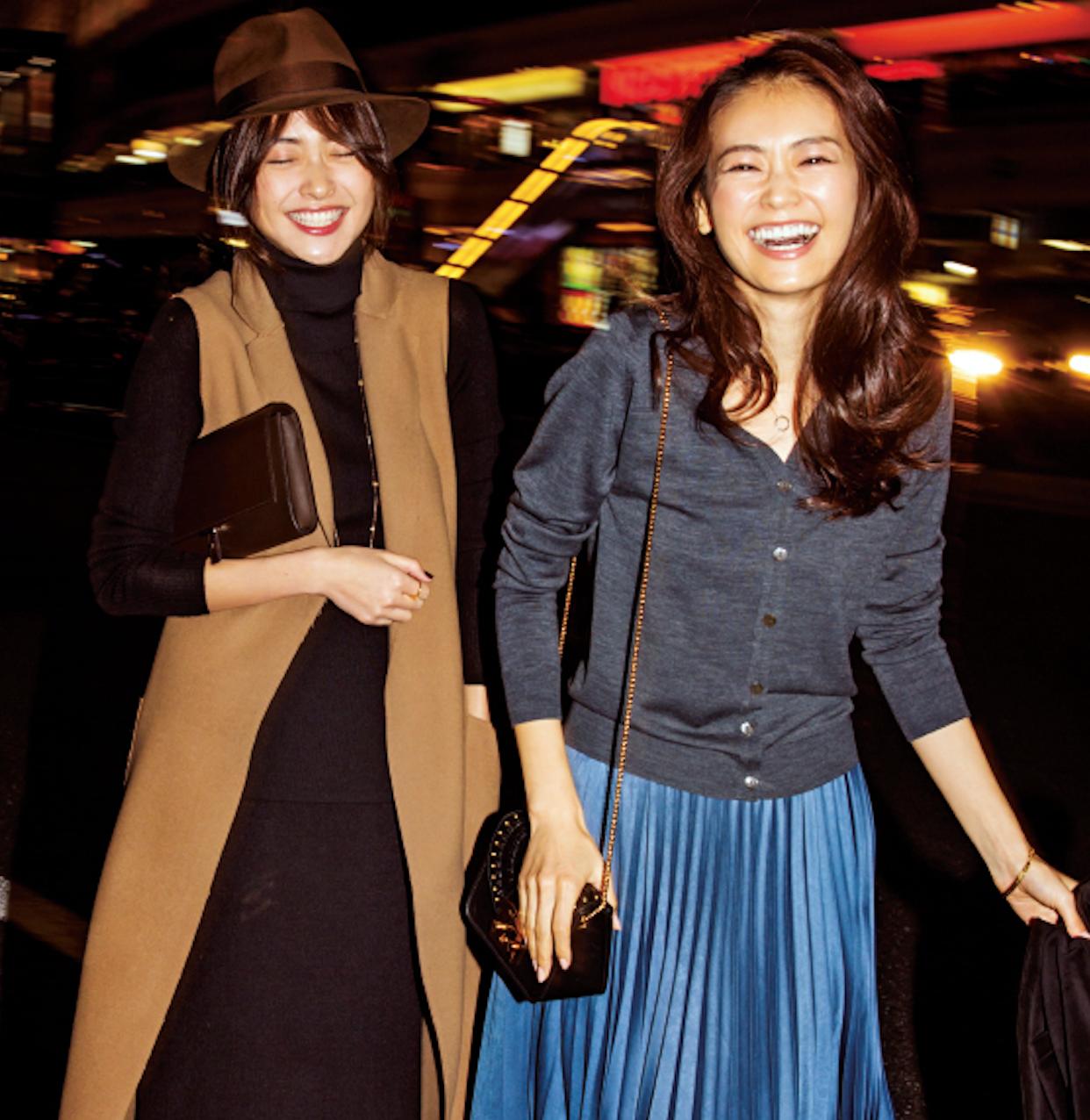 【明日はプレミアムフライデー♡】8華ブランドでウキウキ通勤!