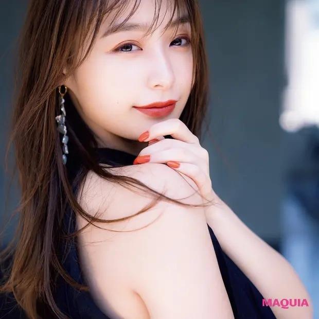宇垣美里さんインタビュー。おうち時間で改めて気づいた美容の楽しさとは?