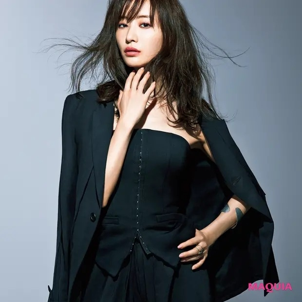 注目の女優・松本まりかさん初登場! 齋藤 薫さんが、その魅力を分析