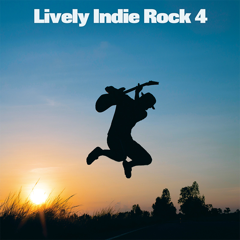 Lively Indie Rock 4