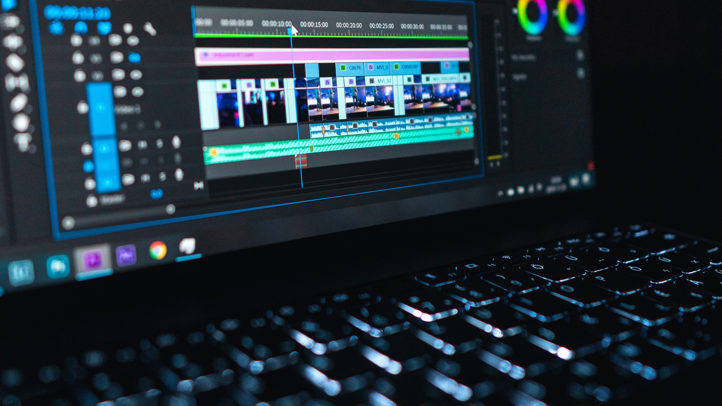 Video Editing Tools with Music