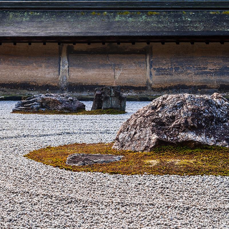 Quiet Japanese Gardens