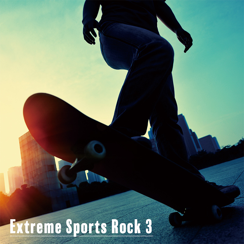 Extreme Sports Rock 3