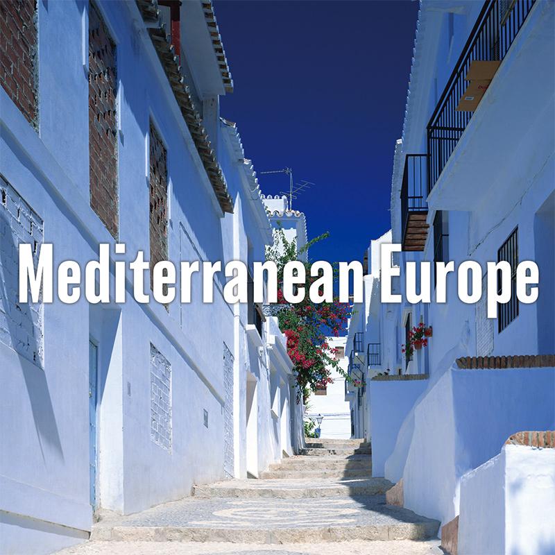 Mediterranean Europe