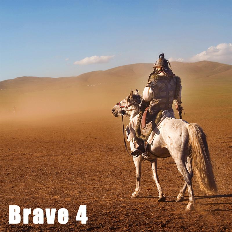 Brave 4