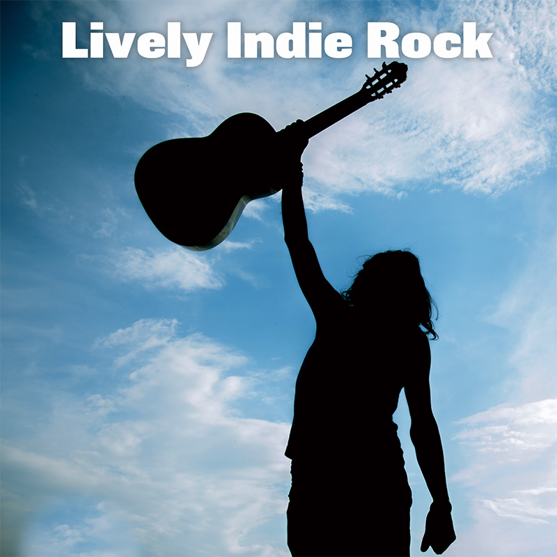 Lively Indie Rock