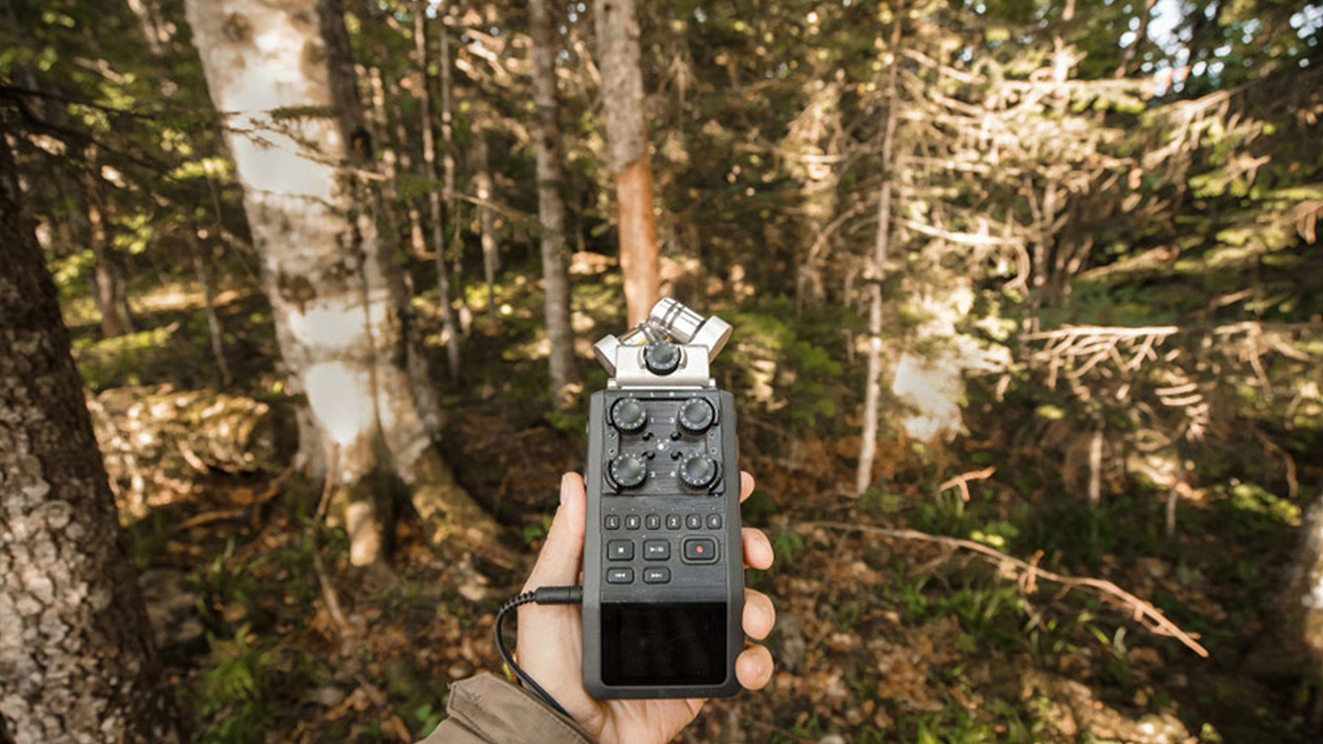 Audio Recording for Independent Filmmaking