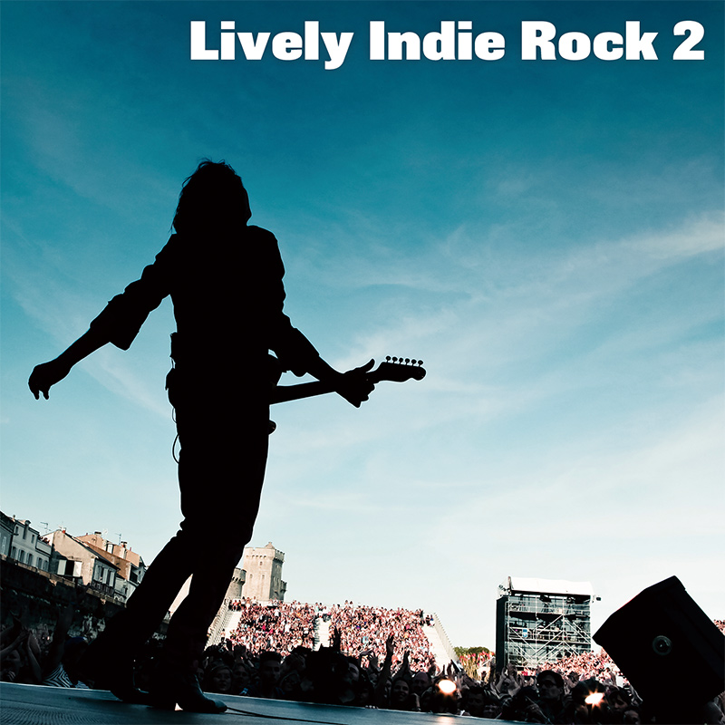 Lively Indie Rock 2