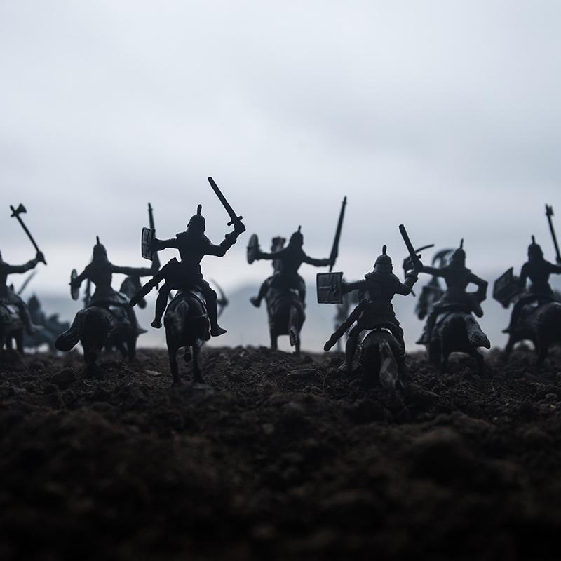 Toward Battlefield