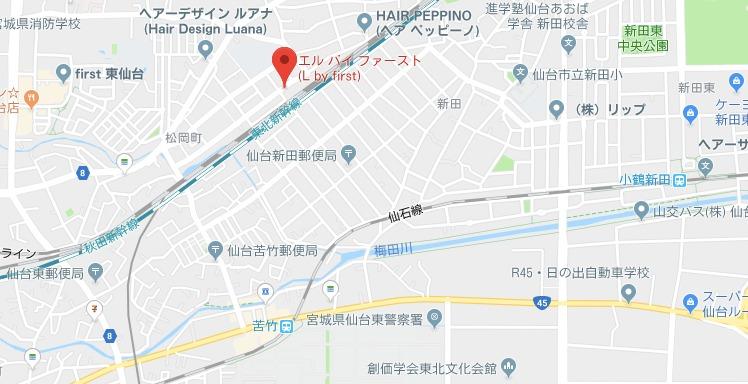 L by first 東仙台駅前店【エル バイ ファースト】
