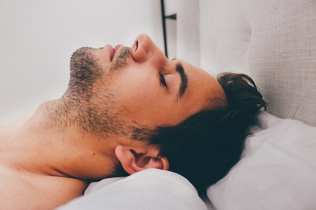 ⑥十分な睡眠時間を確保する