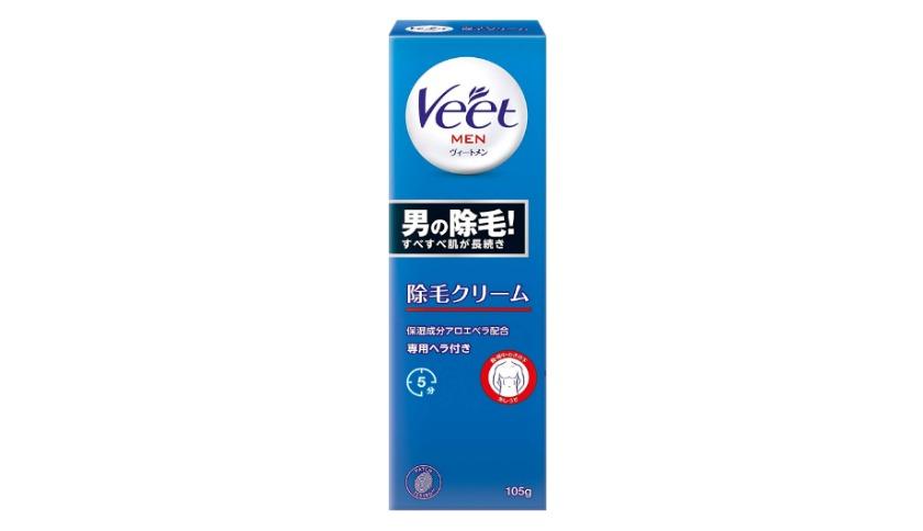 VeetMen除毛クリーム