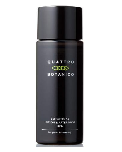 クワトロボタニコ (QUATTRO BOTANICO)  ボタニカル ローション & アフターシェーブ