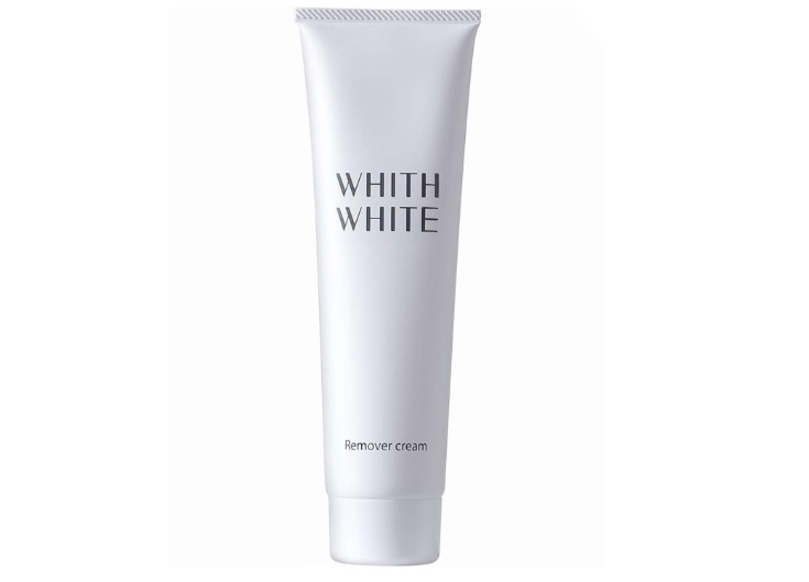 whith white 除毛クリーム
