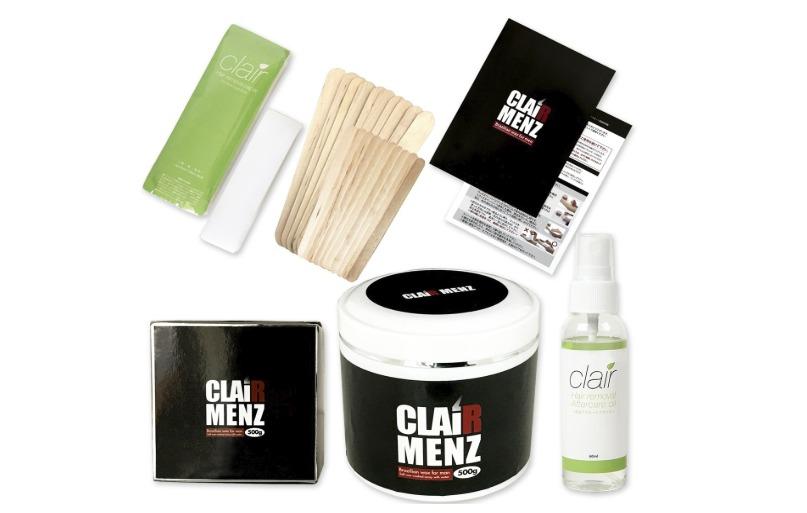 clair Menz wax ブラジリアンワックス スターターキット