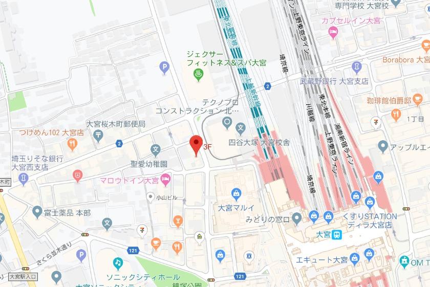 メンズクリア 埼玉大宮店