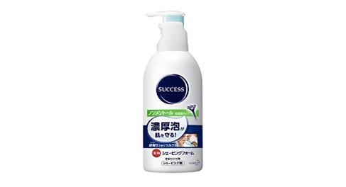 花王 サクセス 薬用シェービングフォーム ノンメントール
