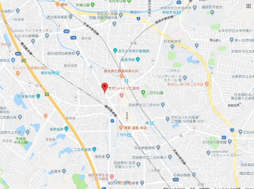 メンズ脱毛 SEVEN筑紫野店