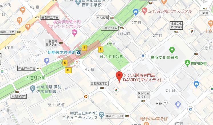 DAVIDY(ダヴィディ) 横浜関内店