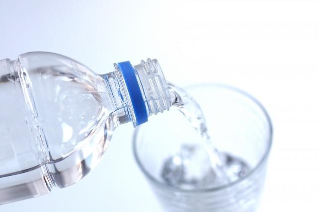 水をよく飲む