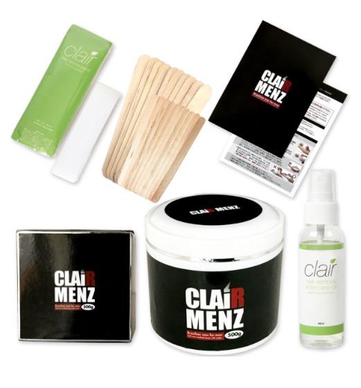 clair Menz wax ブラジリアンワックスの画像