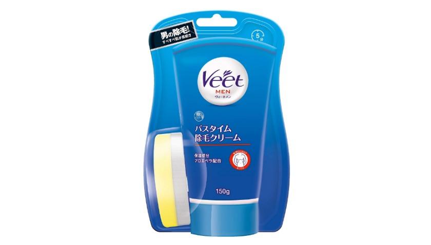 VeetMenバスタイム除毛クリーム