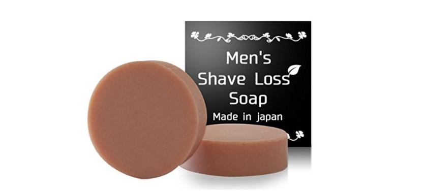 Mens Shave Loss Soap
