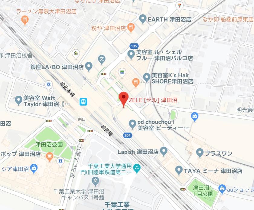 ZELE [ゼル] 津田沼