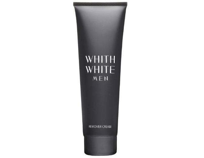 WHITH WHITE MEN除毛クリーム