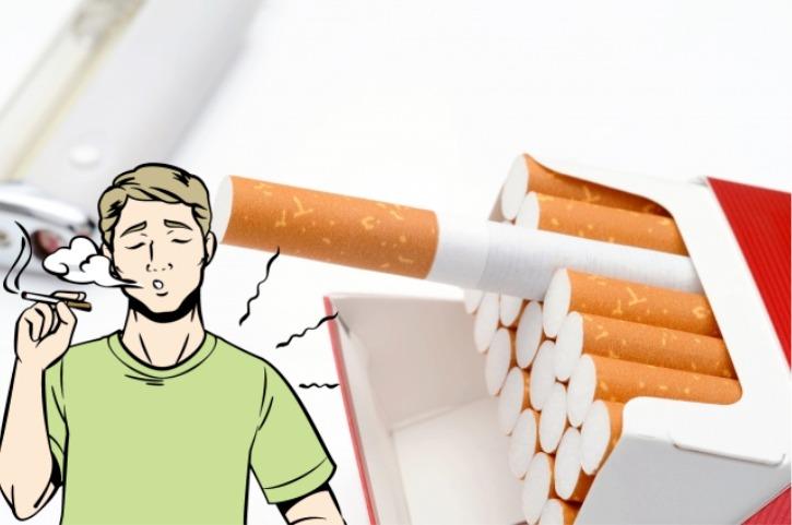 原因⑤喫煙している