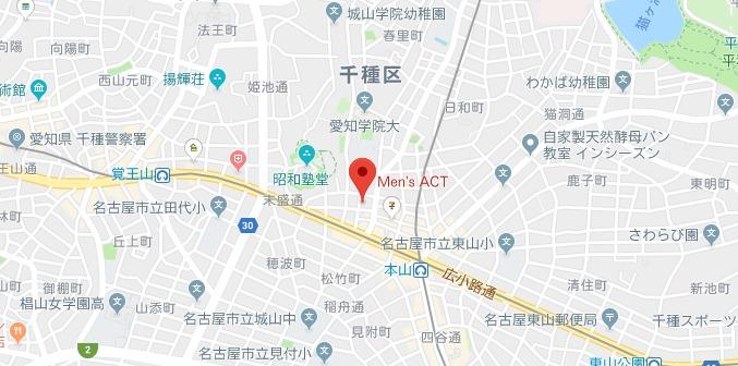 Men's ACT