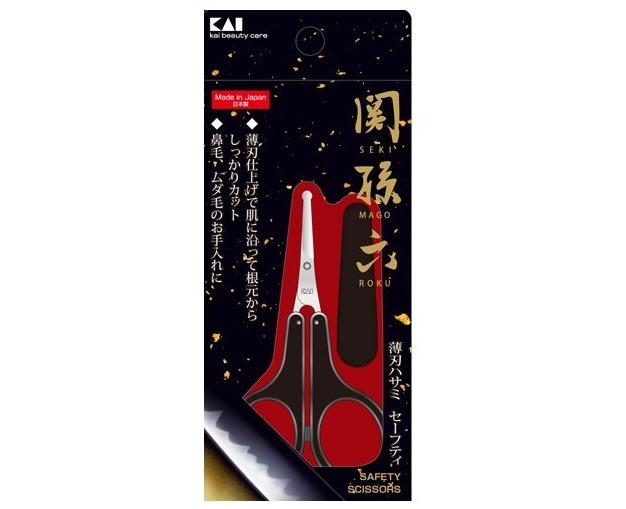 関孫六 薄刃セーフティハサミHC3539