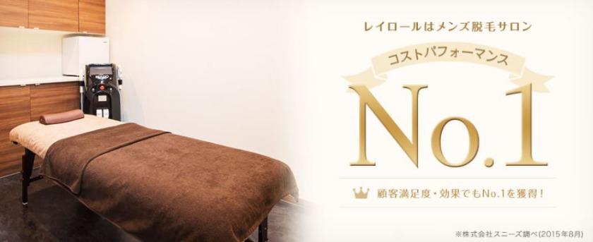 レイロール 新宿マルイメン店
