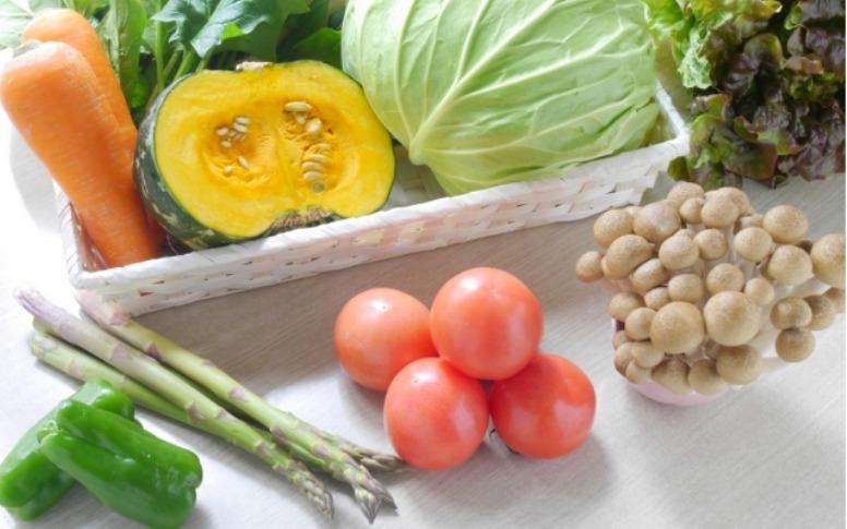 肉より大豆や野菜中心の食生活へ