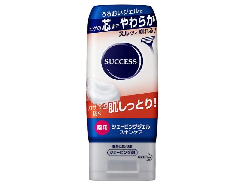 SUCCESS 薬用シェービングジェル