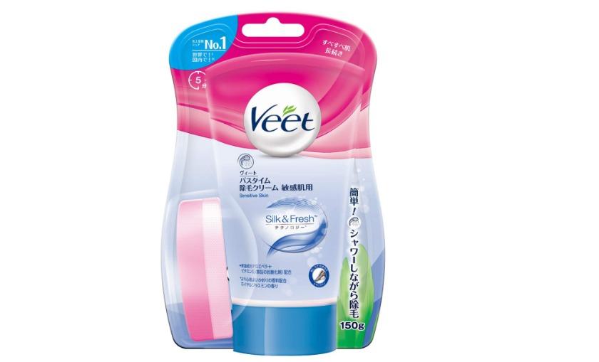 Veet Men(ヴィート メン) バスタイム除毛クリーム