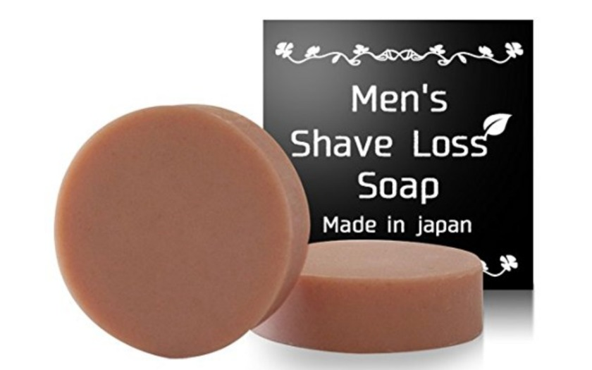 Mens Shave Loss Soap