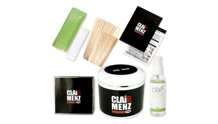 clair Menz wax